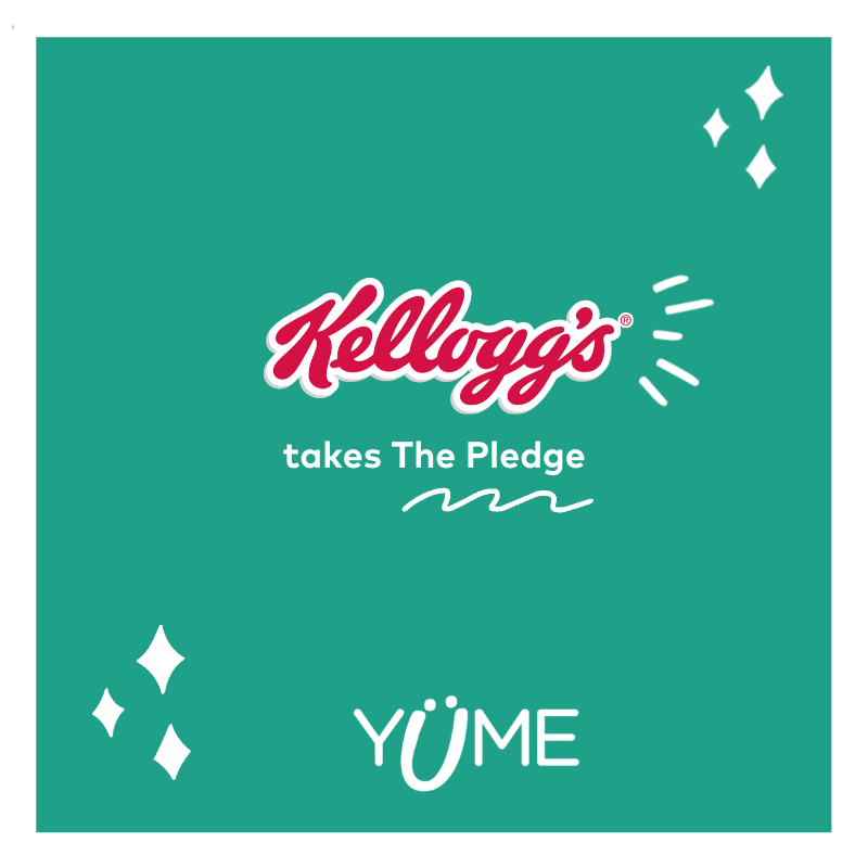 Yume partners with Kellog's Image